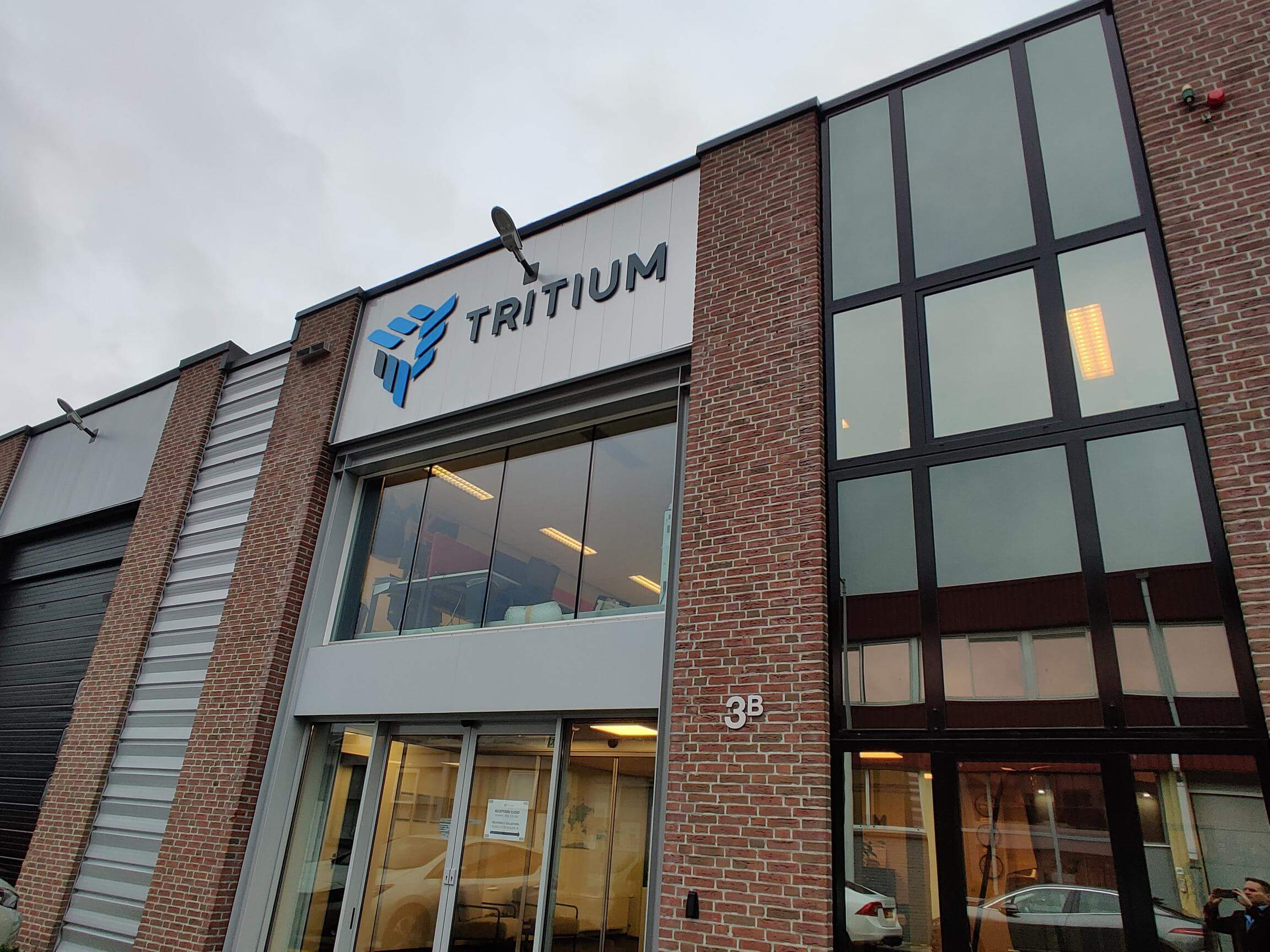 Photo of Tritium's European Office